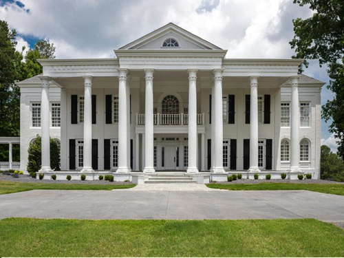 Estate Of The Day 1 8 Million Greek Revival Mansion In
