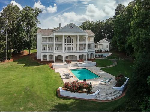 $1.8 Million Greek Revival Mansion in Alpharetta Georgia 3
