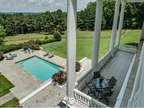 $1.8 Million Greek Revival Mansion in Alpharetta Georgia 5