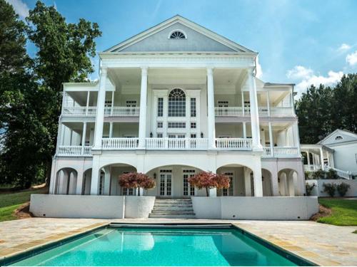$1.8 Million Greek Revival Mansion in Alpharetta Georgia 6