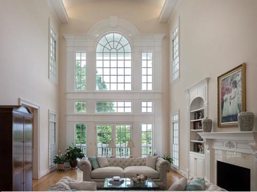 $1.8 Million Greek Revival Mansion in Alpharetta Georgia 8