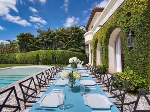 $11.4 Million Italian Villa in Miami Florida 10
