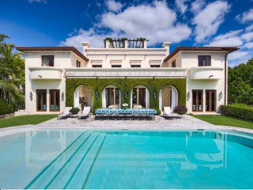 $11.4 Million Italian Villa in Miami Florida 11