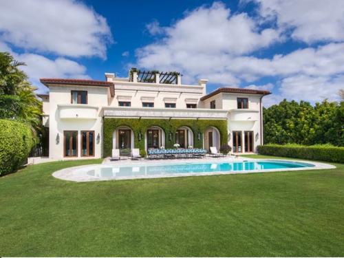 $11.4 Million Italian Villa in Miami Florida 12