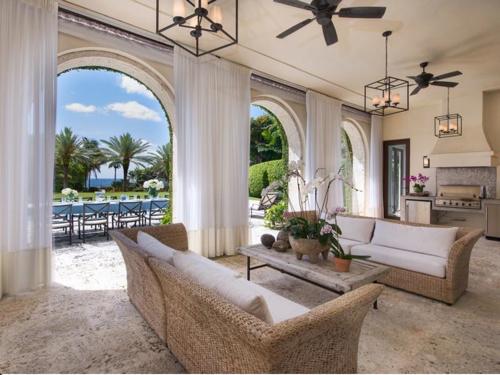 $11.4 Million Italian Villa in Miami Florida 9