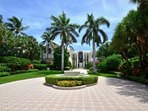 $13.4 Million Gated Elegant Estate in Delray Beach Florida