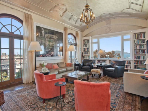 $16 Million Mediterranean Villa in San Francisco California 6