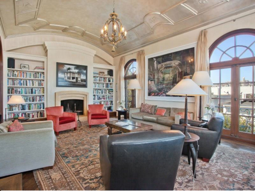 $16 Million Mediterranean Villa in San Francisco California 7