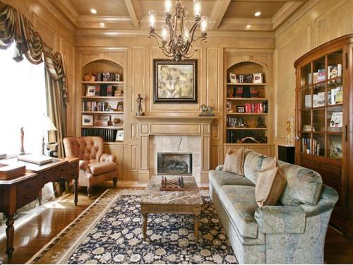$2.5 Million Gated Riverfront European Style Estate in Georgia 12