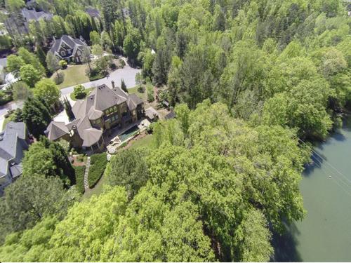 $2.5 Million Gated Riverfront European Style Estate in Georgia 15