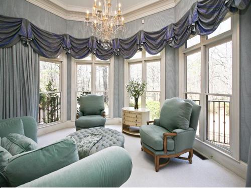 $2.5 Million Gated Riverfront European Style Estate in Georgia 9