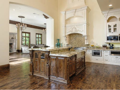 $3.4 Million French Country Mansion in Dallas Texas 11