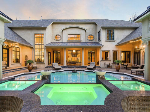 $3.4 Million French Country Mansion in Dallas Texas 15