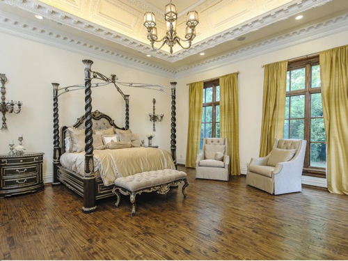 $3.4 Million French Country Mansion in Dallas Texas 17