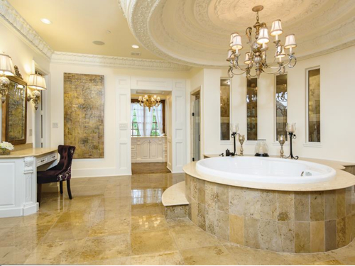 $3.4 Million French Country Mansion in Dallas Texas 19