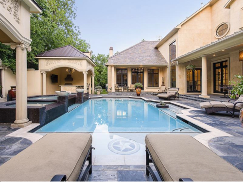 $3.4 Million French Country Mansion in Dallas Texas 24