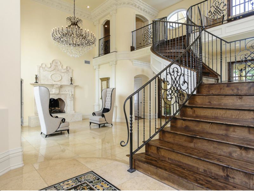$3.4 Million French Country Mansion in Dallas Texas 4