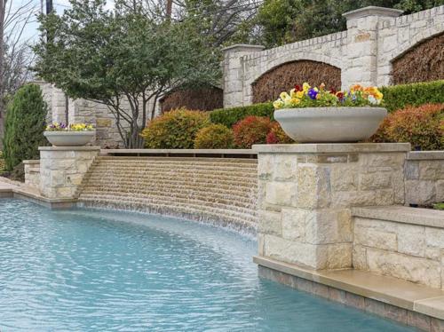 $3.4 Million Luxurious Stone Estate in Texas 17
