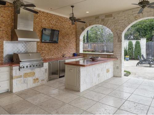 $3.4 Million Luxurious Stone Estate in Texas 18