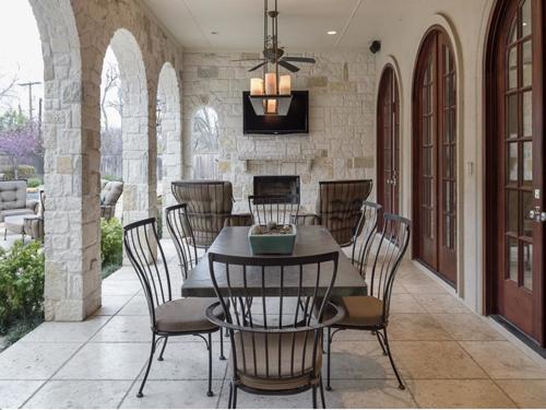 $3.4 Million Luxurious Stone Estate in Texas 19