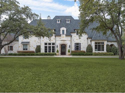 $3.4 Million Luxurious Stone Estate in Texas 20