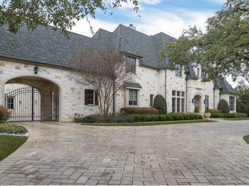 $3.4 Million Luxurious Stone Estate in Texas 21
