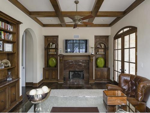 $3.4 Million Luxurious Stone Estate in Texas 5