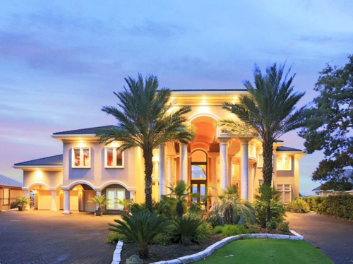 $3.8 Million Contemporary Mansion in Montgomery Texas 2