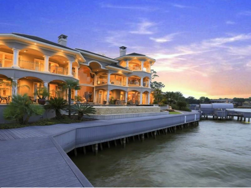 $3.8 Million Contemporary Mansion in Montgomery Texas 3