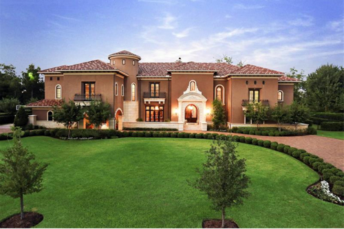 $4.25 Million Elegant Mansion in Sugar Land Texas