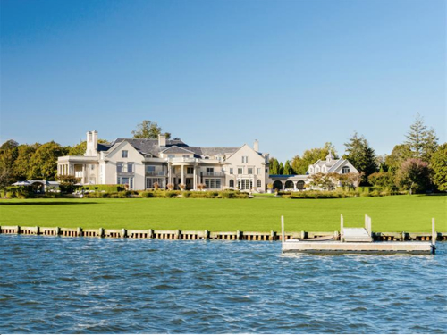 $49.5 Million Villa Maria Waterfront Mansion in Water Mill New York 2