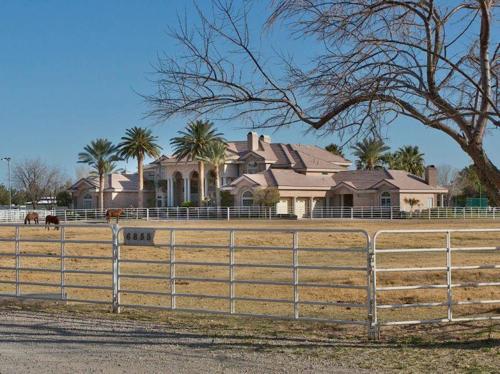 $5.5 Million Equestrian Estate in Las Vegas Nevada 15