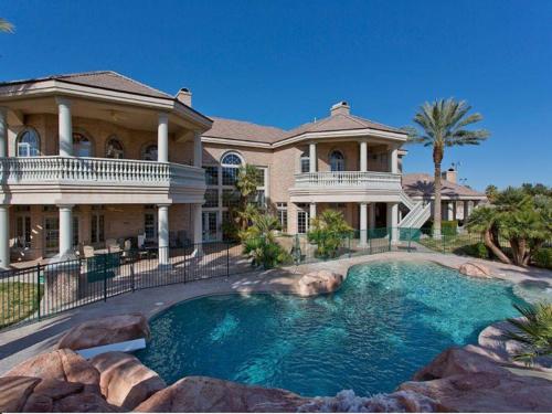 $5.5 Million Equestrian Estate in Las Vegas Nevada 17