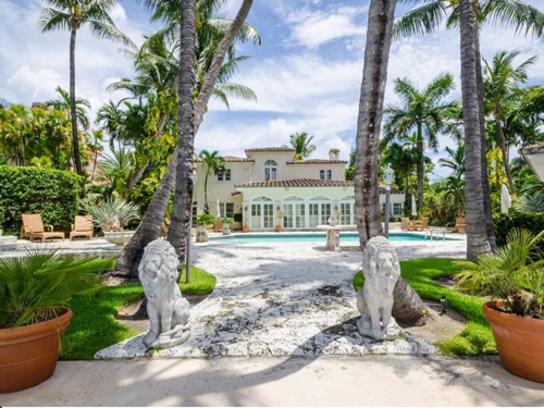 $6.3 Million Mediterranean Waterfront Estate in Miami Beach Florida 2