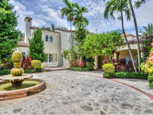 $6.3 Million Mediterranean Waterfront Estate in Miami Beach Florida 4