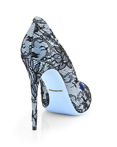 Dolce & Gabbana Kate Lace Pumps 2