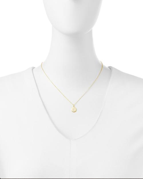 KC Designs Diamond-Initial Gold Necklaces 3