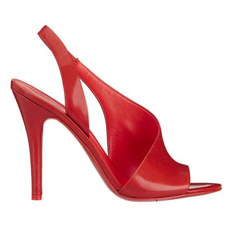 Nine West Aila Slingback High Heels 3
