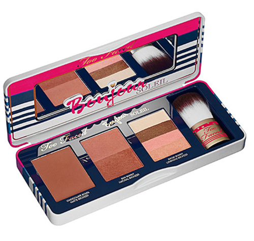 Too Faced Bonjour Soleil Limited Edition Summer Bronzing Wardrobe 3
