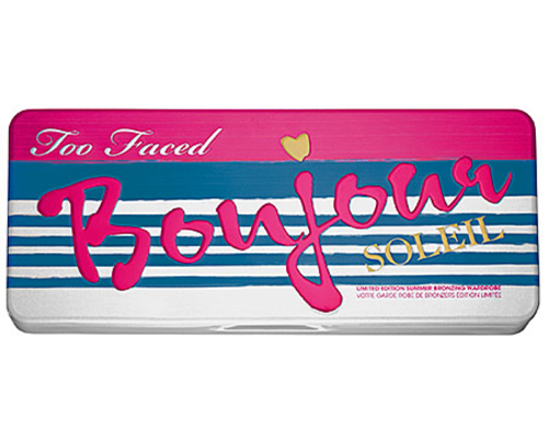 Too Faced Bonjour Soleil Limited Edition Summer Bronzing Wardrobe 4
