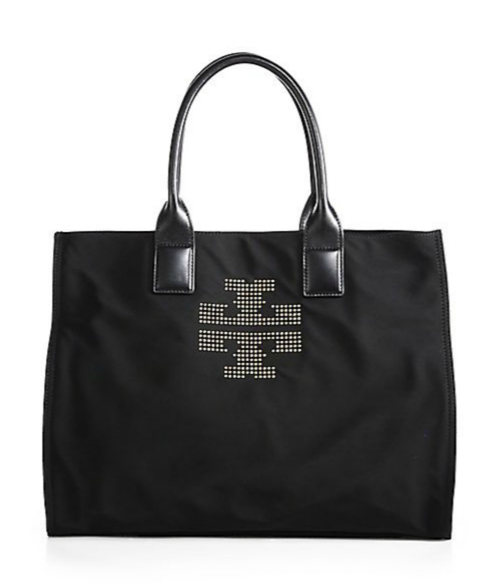 Tory Burch Ella Studded Nylon Tote 2