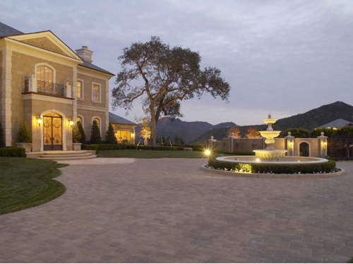 $12.9 Million Hilltop Mansion in Thousand Oaks California 18