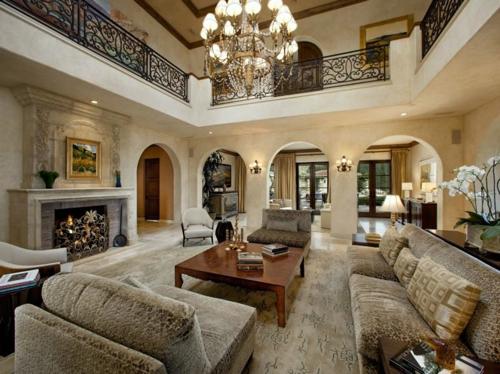 $13 Million Italian Villa Style Mansion in Montecito California 6