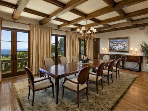 $13 Million Italian Villa Style Mansion in Montecito California 7