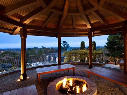 $14.9 Million French Manor Mansion in Palo Alto California 11