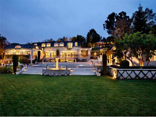 $14.9 Million French Manor Mansion in Palo Alto California 12