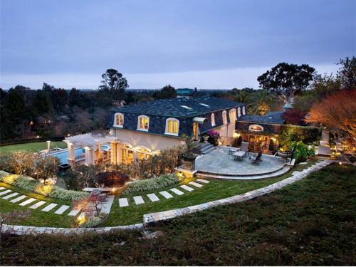 $14.9 Million French Manor Mansion in Palo Alto California 13