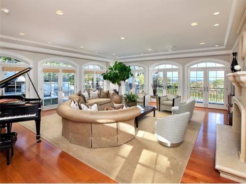 $14.9 Million French Manor Mansion in Palo Alto California 3