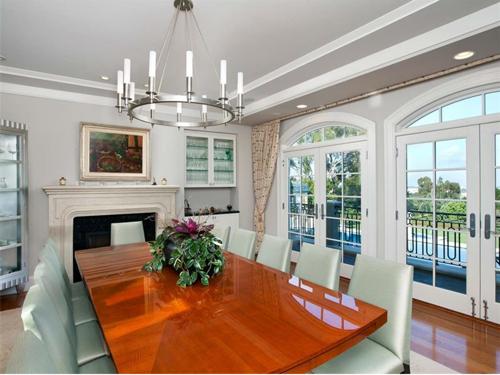 $14.9 Million French Manor Mansion in Palo Alto California 4
