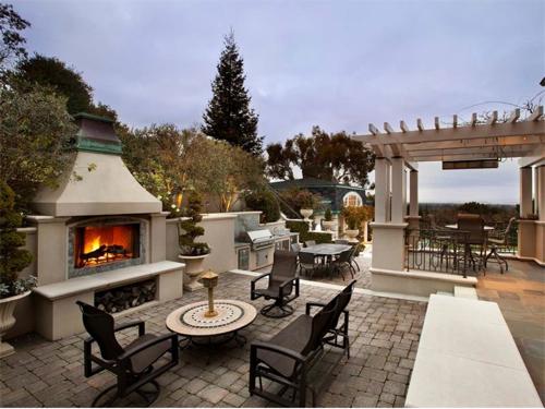 $14.9 Million French Manor Mansion in Palo Alto California 8